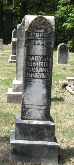 Mary J Baird