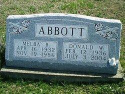 Melba R. Abbott