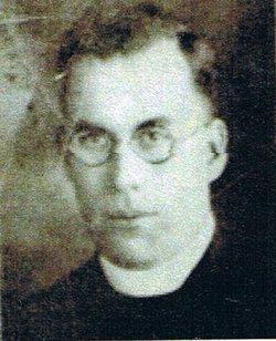 Rev William Leonidas McGovern