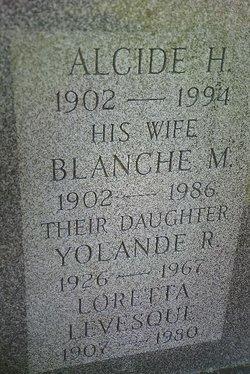 Alcide H. Breault