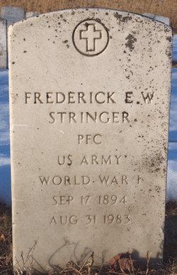 Frederick Ernest Walter Stringer
