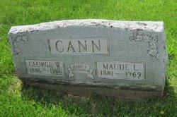 "Lovena Maude ""Venie"" <I>McClanahan</I> Cann"