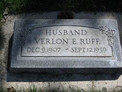 Verlon E Ruff