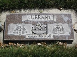 Mark Baxter Durrant