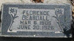 Florence Beardall