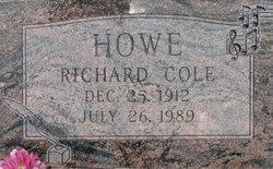 "Richard Cole ""Dick"" Howe"