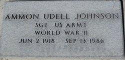 Ammon Udell Johnson
