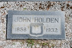 John H Holden, Jr