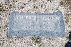 John Herbert Holden