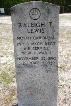 Raleigh Thompson Lewis