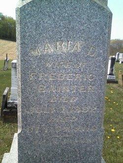 Maria Amanda <I>Crumbaker</I> Bainter