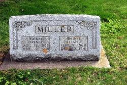 Lillian Electa <I>Buck</I> Miller