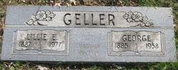 Lillie Edith <I>Hufferd</I> Geller