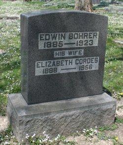 Elizabeth <I>Cordes</I> Bohrer