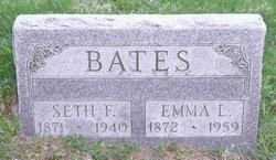 Seth F Bates