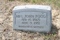 Mrs John Pool