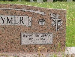 Happy <I>Thompson</I> Brymer