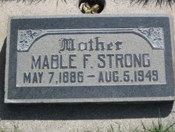Mable Fullmer Strong
