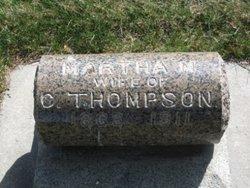 Martha Mozell <I>Williams</I> Thompson