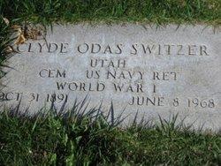 Clyde Odas Switzer