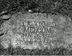 James Alvin Meecom