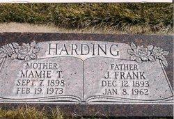 Mamie Taylor Harding
