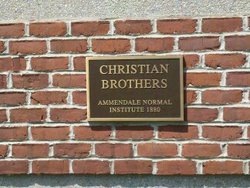 Christian Brothers Institute Cemetery