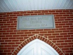 Edge Hill Baptist Church Cemetery