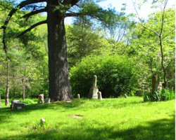 Whitewater Falls Cemetery