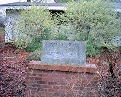 Violet Baptist Church Cemetery