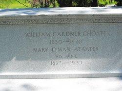 Mary Lyman <I>Atwater</I> Choate