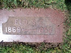 Elder Schuyler Colfax Blackburn
