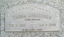 Thora <I>Petersen</I> Christensen