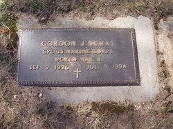 Gordon J. Demas