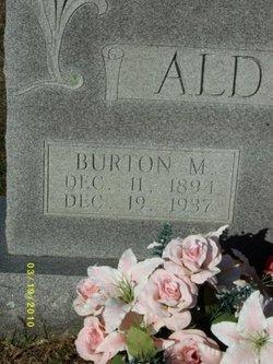 Burton Marcus Alderman