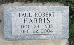Paul Robert Harris