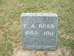 """Everall Albert """"E. A."""" Ross"""