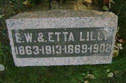 Etta E <I>Goin</I> Lilly