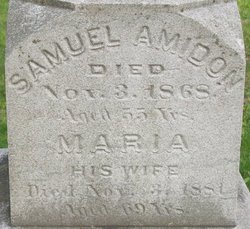 Maria <I>Rockwell</I> Amidon