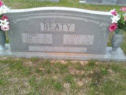 Helen <I>Webb</I> Beaty
