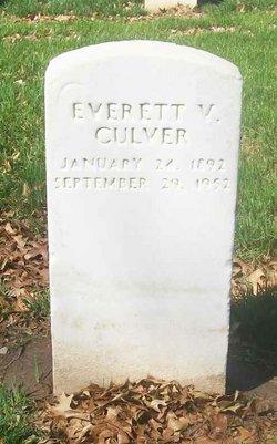 Everett V Culver