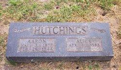 Alice <I>Caruthers</I> Hutchings