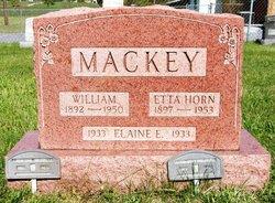 William Mackey