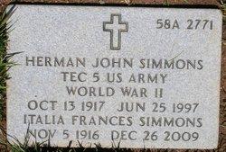 Herman John Simmons
