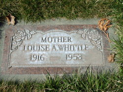 Agnes Louise <I>Christopherson</I> Whittle