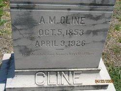 "Andrew Mellon ""Andy"" Cline"