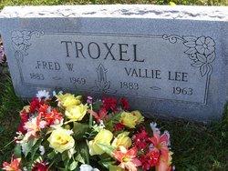 Fred Weaver Troxel