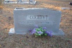 Patsy <I>Dixon</I> Cooley