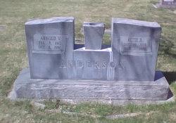 "Arnold Victor ""Arnie"" Anderson"