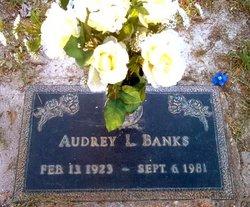 Audrey Lee <I>Lockett</I> Banks